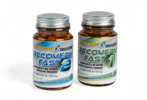 Gluten free recovery supplements kit