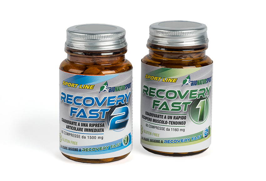 gluten free recovery supplements